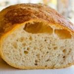 Burgonyás kenyér (élesztő nélkül)