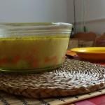 Zöldség leves gazdagon