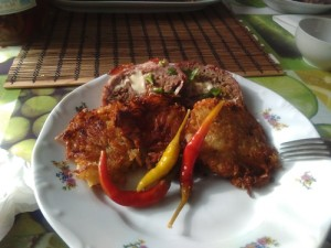 Röszti burgonya recept